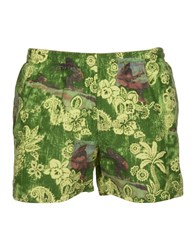 Jantzen Swim Trunks Green