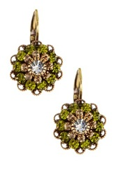 Liz Palacios Medium Florette Leverback Earrings No Color