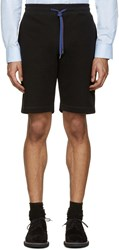 Paul Smith Ps By Black Contrast Drawstring Shorts