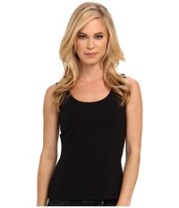 Nic Zoe Petite Perfect Tank Black Onyx Women's Sleeveless