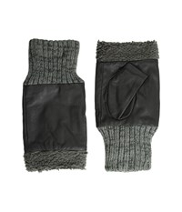 Pistil Lita Wristlet Graphite Wool Gloves Gray