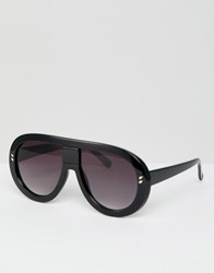 7X Sunglasses In Black