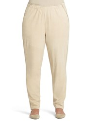 Lafayette 148 New York Track Pants W Piping Soy Women's