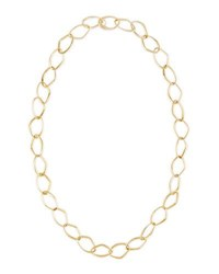 Rina Limor New Essentials 18K Gold Abstract Link Necklace 32
