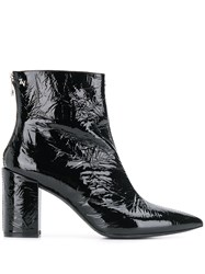 Zadig And Voltaire Glimmer Boots Black