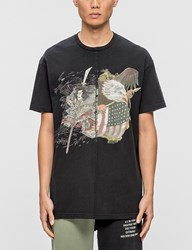 10.Deep Washinosenshi Split T Shirt