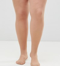 Pretty Polly 15 Denier 3 Pack Curve Tights Beige