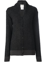 Stephan Schneider Shawl Lapel Cardigan Black
