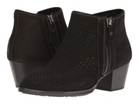 Earth Pineberry Black Soft Buck Women's Boots