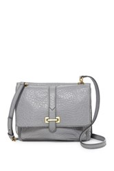 Fossil Maddie Small Leather Crossbody Blue