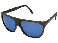 Julbo Eyewear Cortina Vintage Sunglasses Blue With Spectron 3 Color Flash Lens Sport Sunglasses