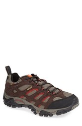 Merrell Men's 'Moab' Waterproof Hiking Shoe Espresso