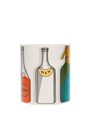 Fornasetti Cocktail Otto Scented Candle Multi