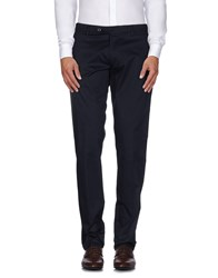 Berwich Trousers Casual Trousers Men Azure