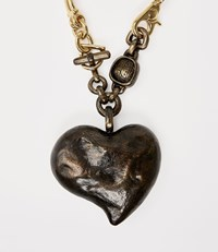 Vivienne Westwood Meredith Necklace Gold Brass