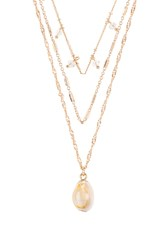 8 Other Reasons Leilani Lariat Metallic Gold
