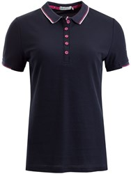 Green Lamb Farrah Club Polo Navy
