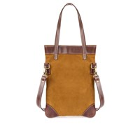 Cru London Seymour Crossover Tan Brown