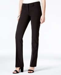 Xoxo Juniors' Straight Leg Trousers Black