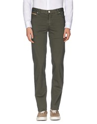 Alviero Martini 1A Classe Trousers Casual Trousers Men Military Green