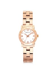 Marc By Marc Jacobs Mini Amy 26Mm Bracelet Watch Pink