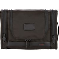 Tumi Men's Alpha Ii Hanging Toiletry Case Black Blue Black Blue
