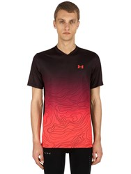 Under Armour Andy Murray Forge Tennis T Shirt Black Red
