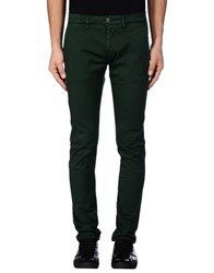 Hamptons Casual Pants Emerald Green