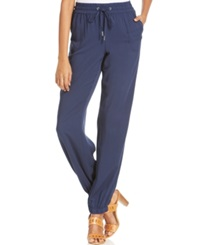Style And Co. Jogger Soft Pants Ink