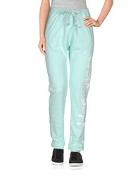 Happiness Trousers Casual Trousers Women Light Green