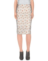 Andrea Incontri Skirts 3 4 Length Skirts Women