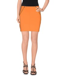 Hoss Intropia Skirts Mini Skirts Women Orange