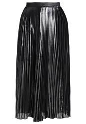 Mbym Janny Jae Pleated Skirt Black