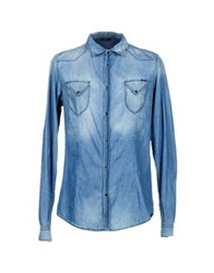 Imperial Star Imperial Denim Shirts Blue