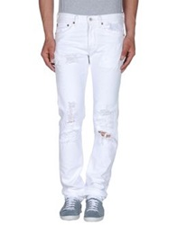 Polo Jeans Company Denim Pants White