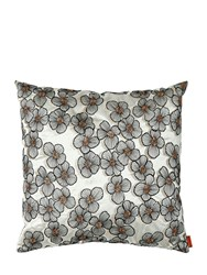 Missoni Taiwan Floral Embroidered Accent Pillow