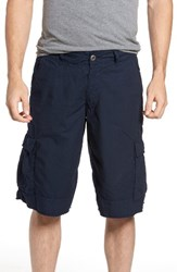 Original Paperbacks Men's 'Oxnard' Cargo Shorts Navy