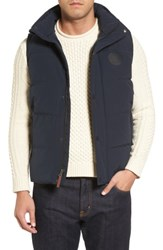 Uggr Men's Ugg Water Resistant Down Vest Navy