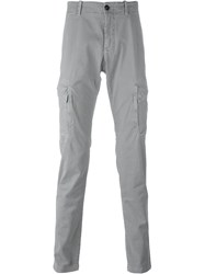 Stone Island Cargo Pocket Trousers Grey