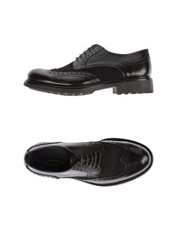Thompson Lace Up Shoes Black