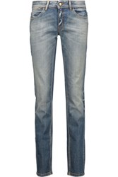 Just Cavalli Low Rise Skinny Jeans Light Denim