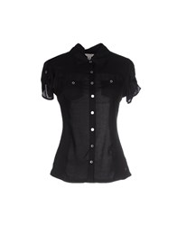 Guess Shirts Shirts Women Black