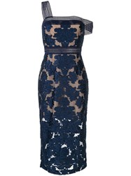 Alice Mccall Lace Overlay Dress 60