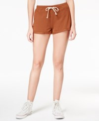 American Rag Cuffed Shorts Only At Macy's Mahogany