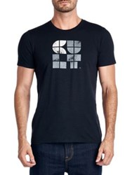 Cult Of Individuality Square Logo Tee Black