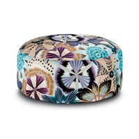Missoni Home Passiflora Giant Print Pouf E043