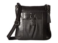 The Sak Kendra Crossbody Black Sparkle Cross Body Handbags