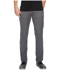 Travis Mathew The Trifecta Pants Castlerock Men's Casual Pants Gray
