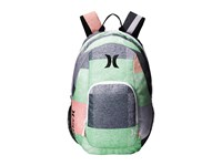 Hurley One And Only Backpack Multi White Black Backpack Bags