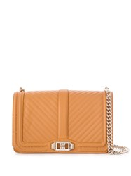 Rebecca Minkoff Love Crossbody Bag Neutrals